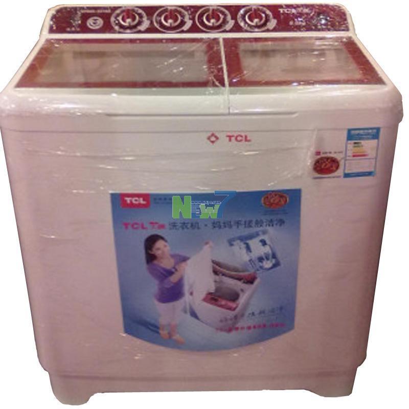 8公斤半自动波轮式洗衣机