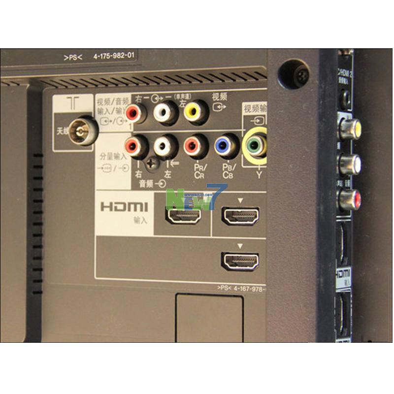 索尼(sony) 55寸 全高清液晶电视 klv-55ex500 黑色