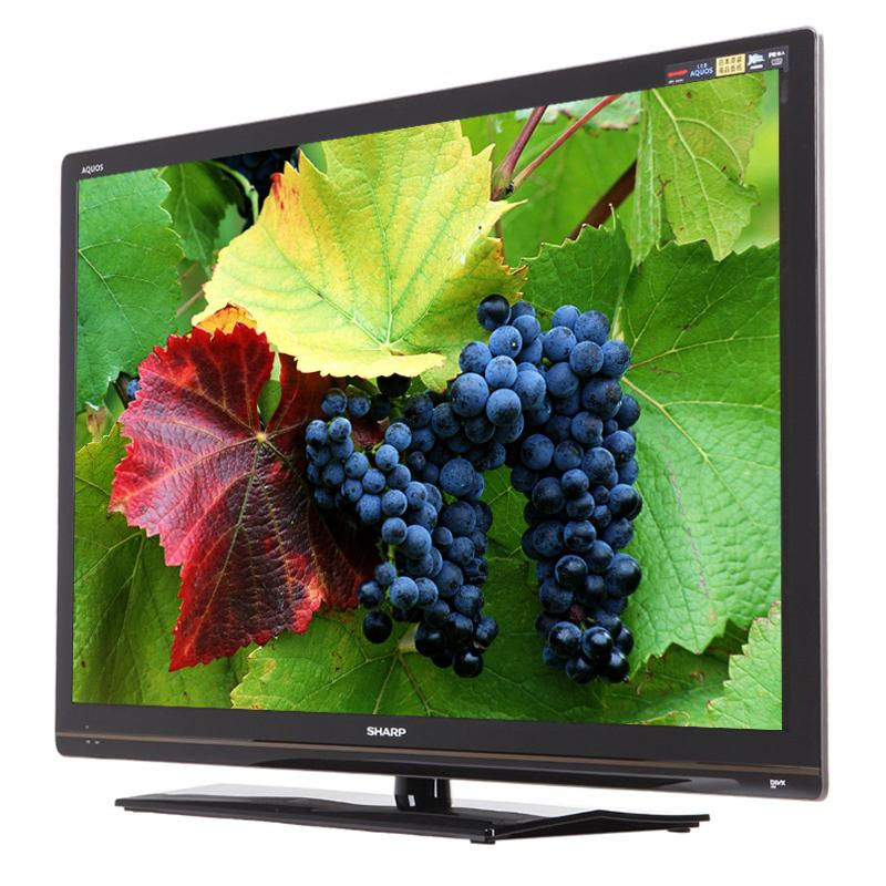 夏普(sharp) 32寸 led电视 lcd-32lx430a 黑色