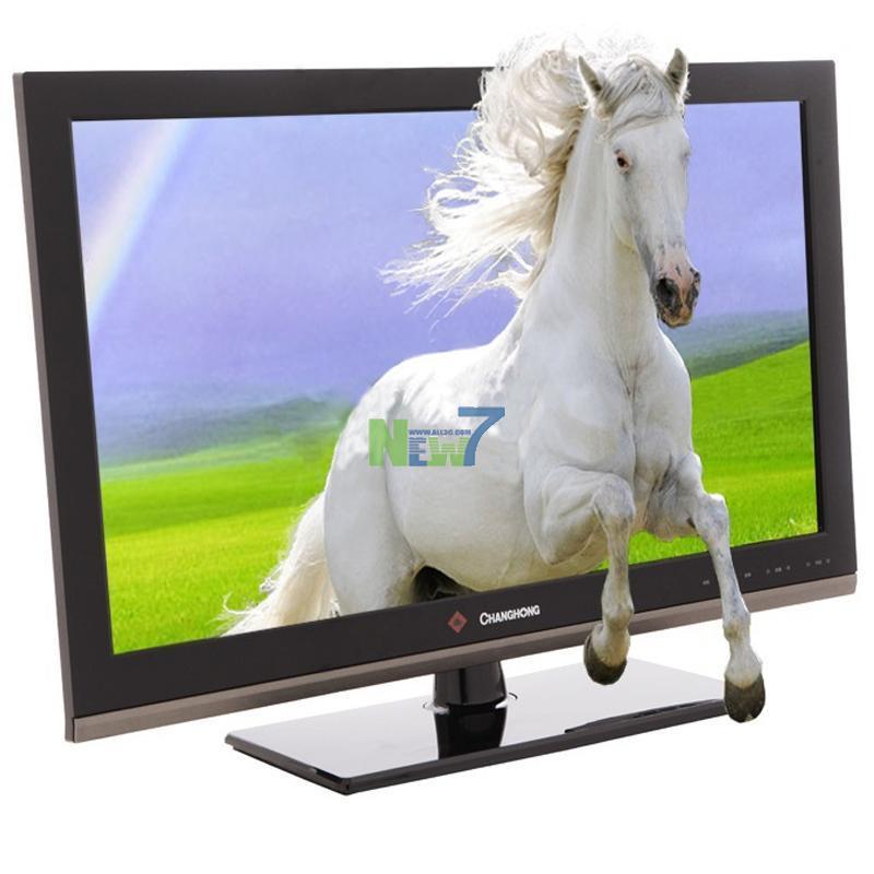 长虹(changhong) 55寸 全高清led电视 led55860i 黑色