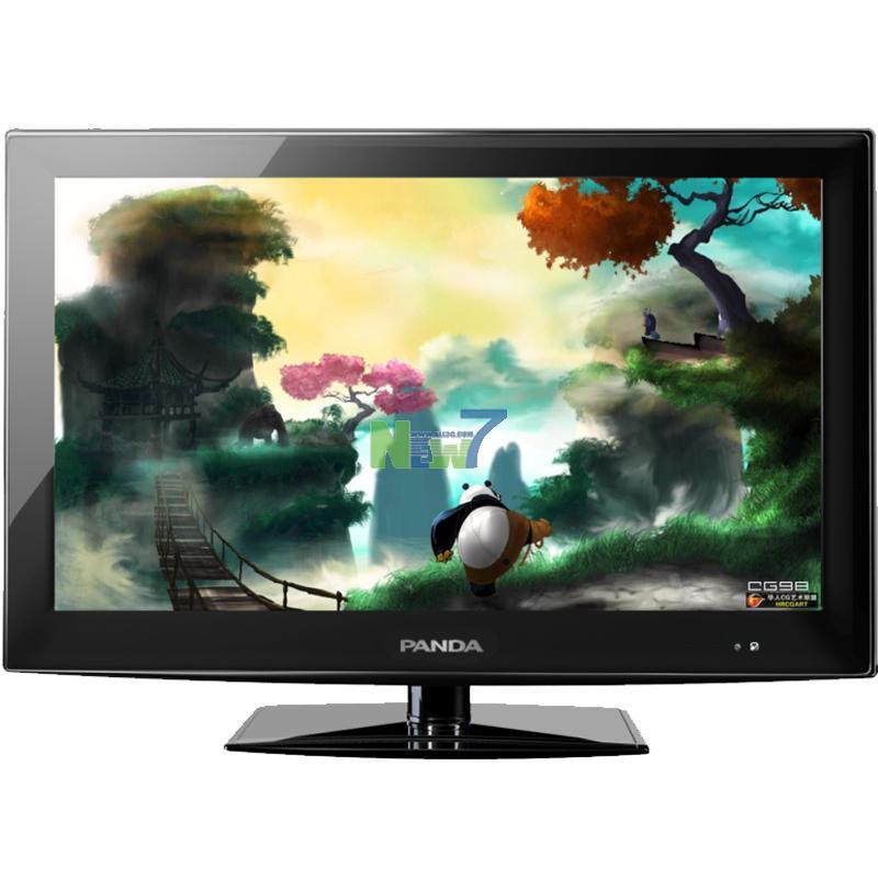 熊猫(panda) 32寸 液晶电视 l32f02 黑色