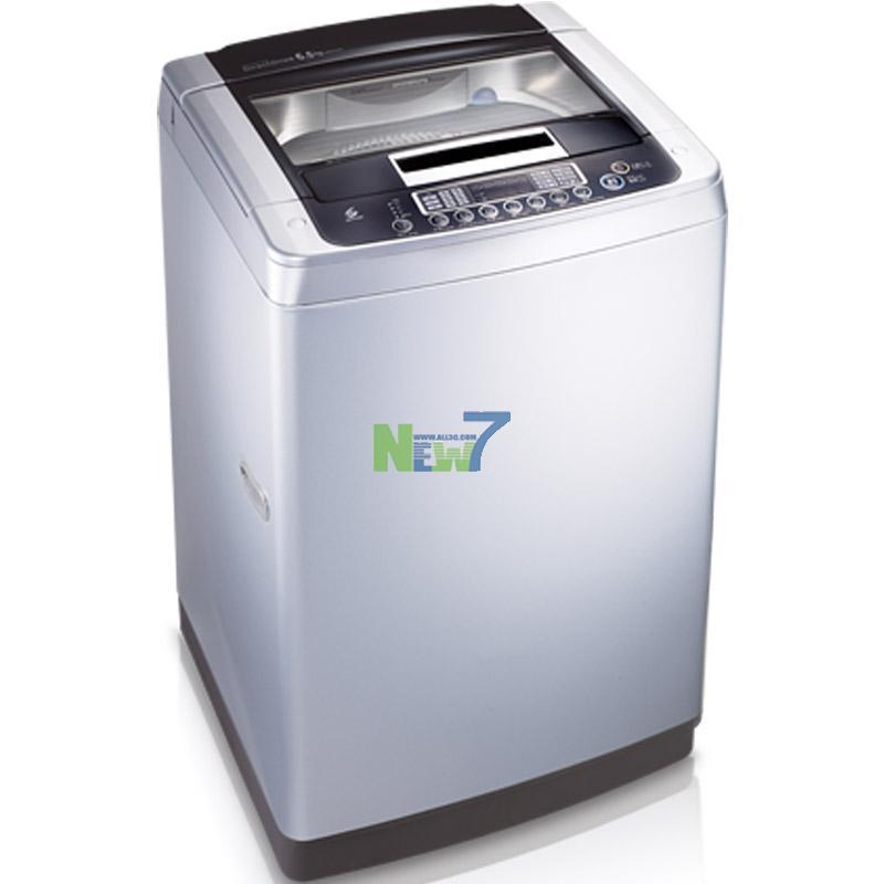 5公斤全自动波轮洗衣机xqb65-s3pd银色(限北京);;