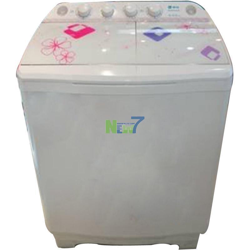 8公斤双缸半自动洗衣机