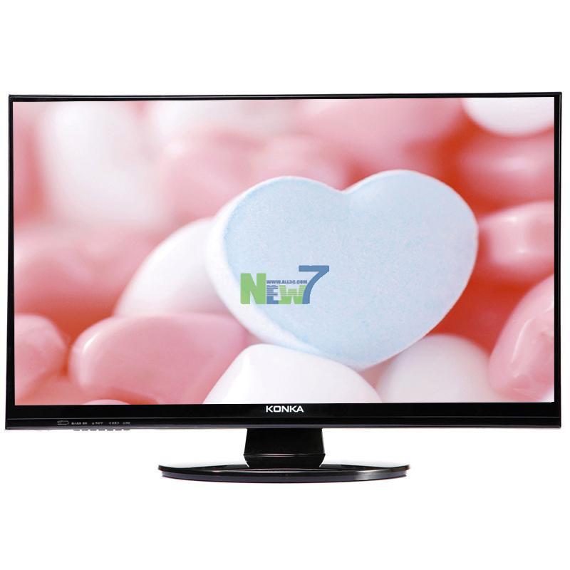 康佳(konka) 32寸led电视 led32e320n 黑色