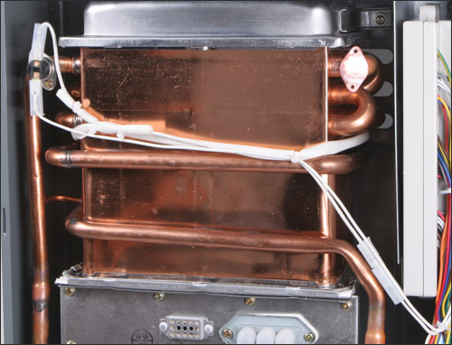 万家乐燃气热水器jsq24-12h3内部构造▲