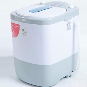 5公斤迷你单洗半自动洗衣机