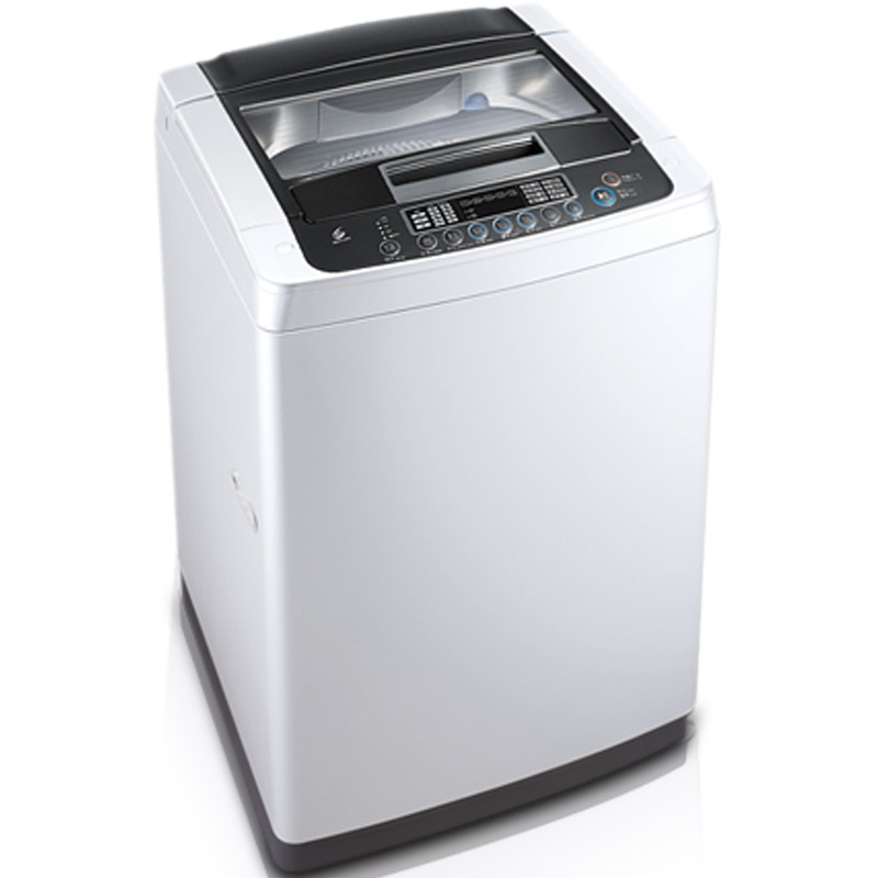 lg (lg) 7公斤全自动波轮洗衣机 xqb70-w3pd 白色 (限