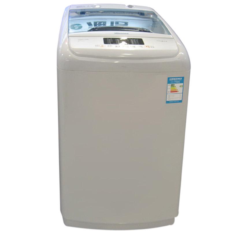海信(hisense) 6公斤全自动波轮洗衣机 xqb60-8198 灰色